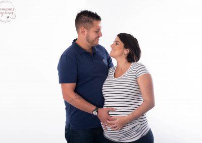 Couple femme enceinte