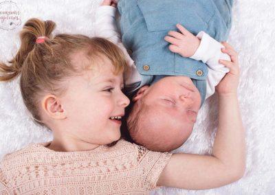 Photo frère et sœur