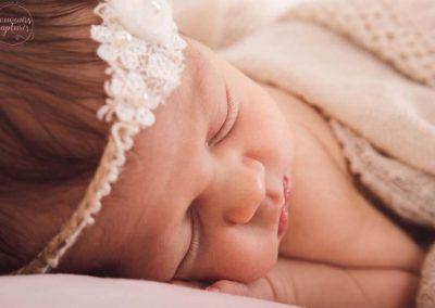 Photo bébé fille Alpes Maritimes