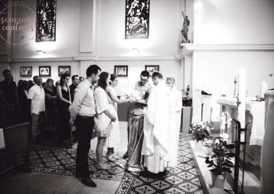 Baptême nouveau né