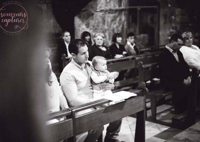 Photo église baptême