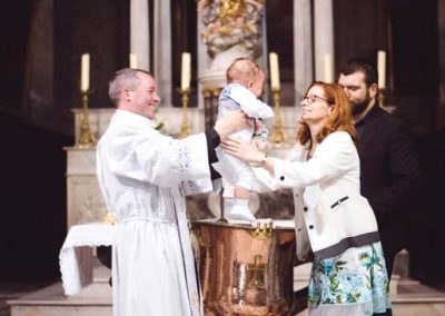 Photo baptême