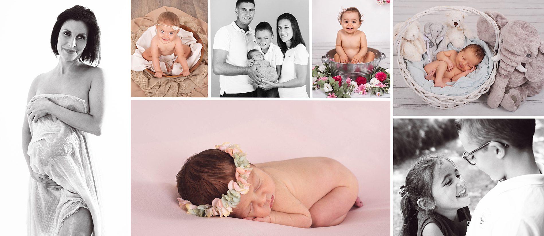 Photos de famille et bébé Alpes Maritimes